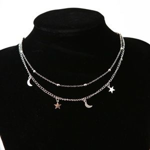 Jewelry - SILV_ Celestial Choler Necklace